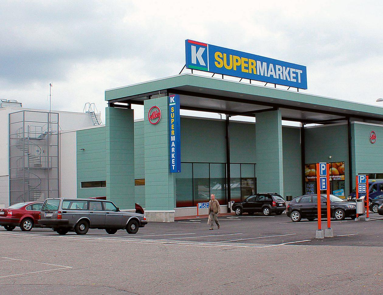 K-Supermarket Mäntyharju