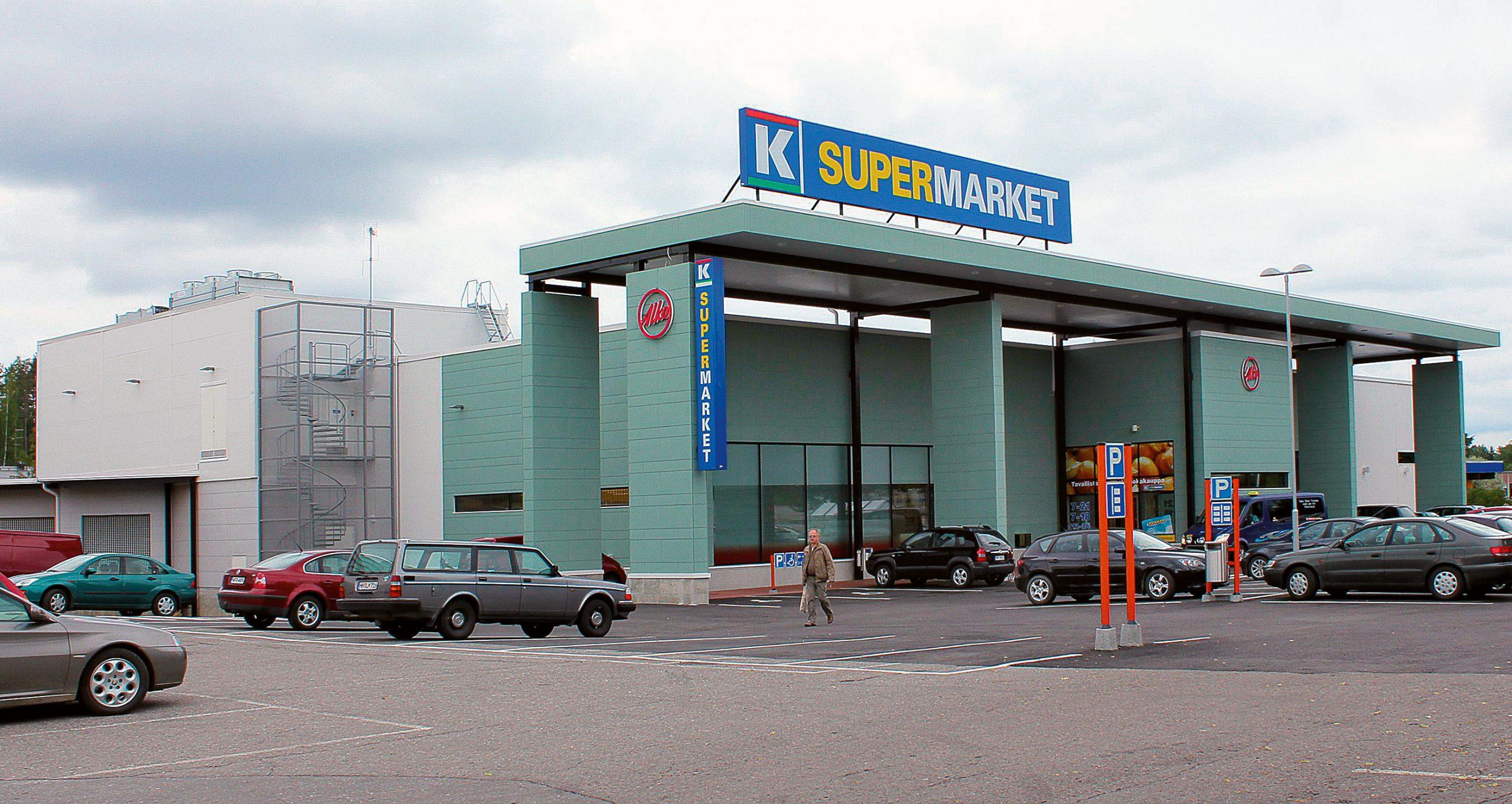 K Supermarket Mäntyharju