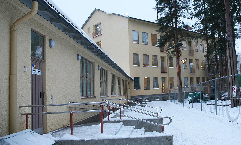 Kärpäsen Koulu